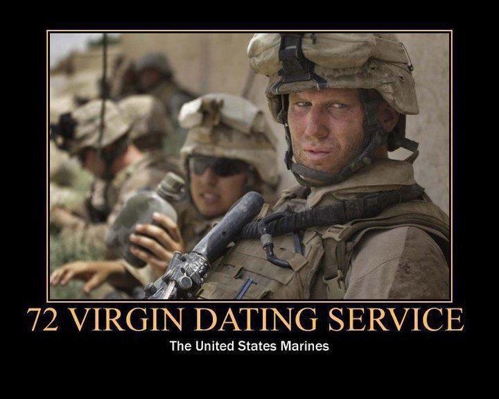 Veterans dating service