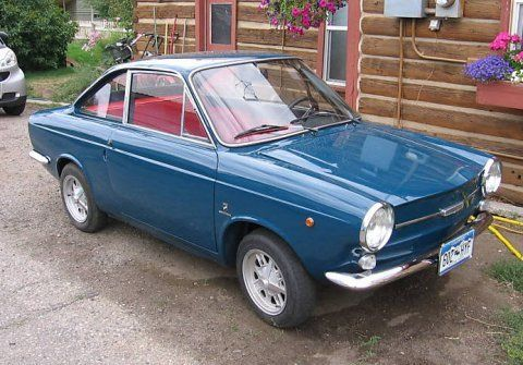 Smarter Restored 1969 Fiat Moretti 500 With Images Fiat