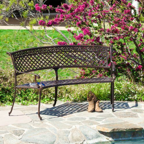 Bainbridge Outdoor Copper Bench Great Deal Furniture Http://www.amazon.com