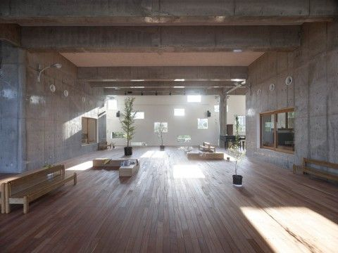 Christ The King Kindergarten by Atelier Cube (Japan)