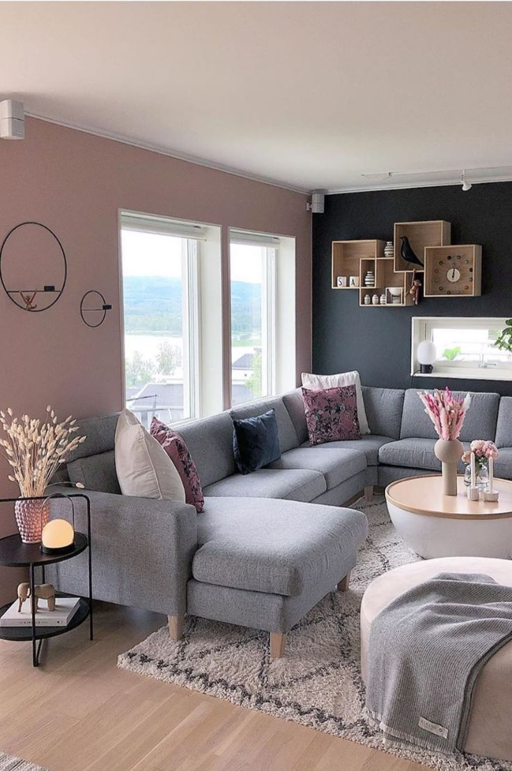 Great Ideas for Beginners in Living Room Decoration 2019 ...