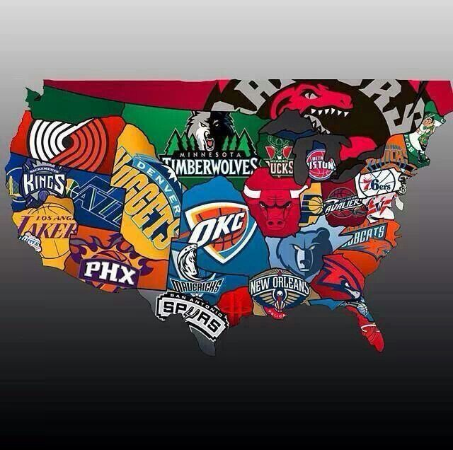 Nba Logo What Team Are U Comment BELOW