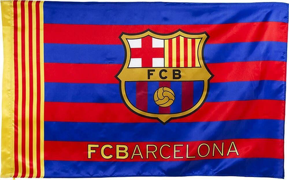 Barcelona custom soccer sport flags for sale online