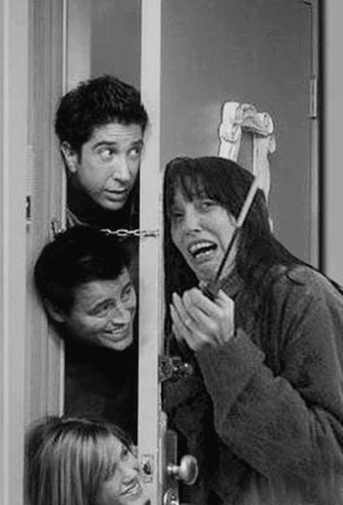 """Para las que como yo no aguantaban la serie """"Friends"""