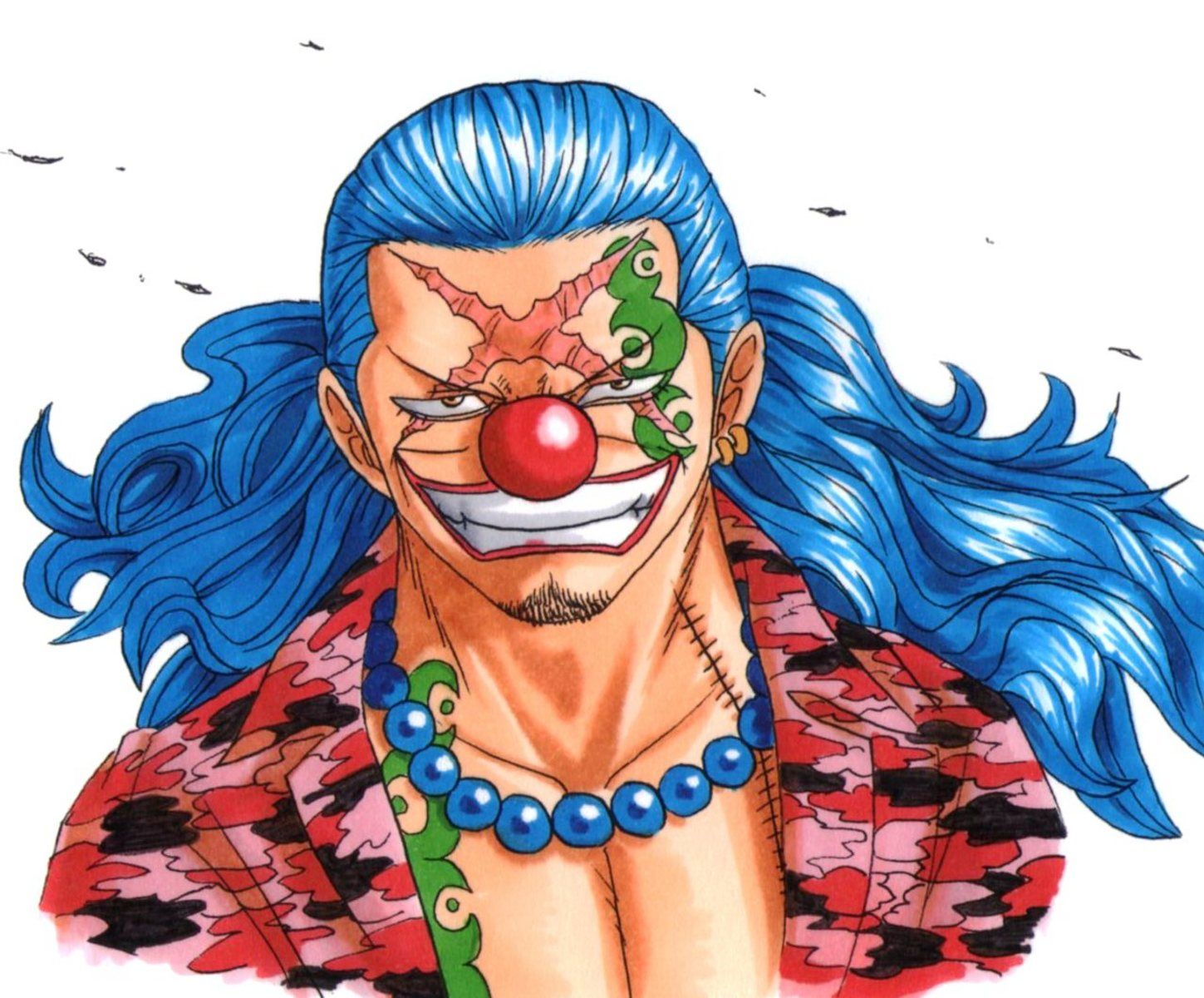 onepiece #buggy_the_clown | favorite villains | pinterest | 海賊