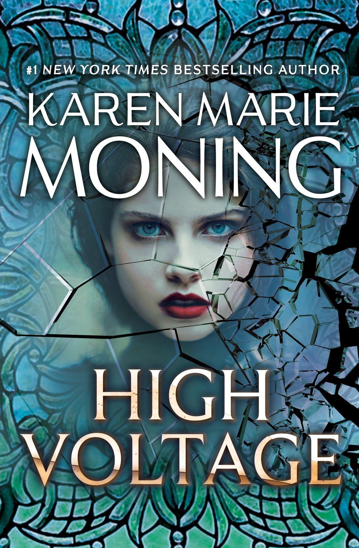High Voltage Karen Marie Moning pdf, High Voltage Karen