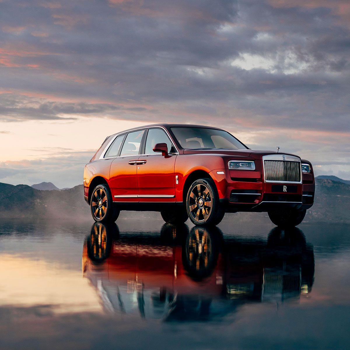 Largest Volvo Suv: New Rolls-Royce Cullinan SUV Revealed