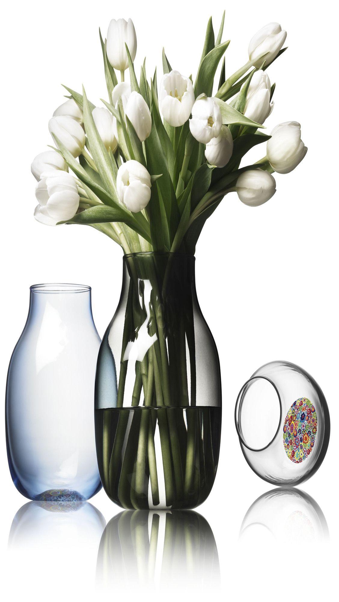Menu Mille Fiori Vase Modern flower vase, Flower vases