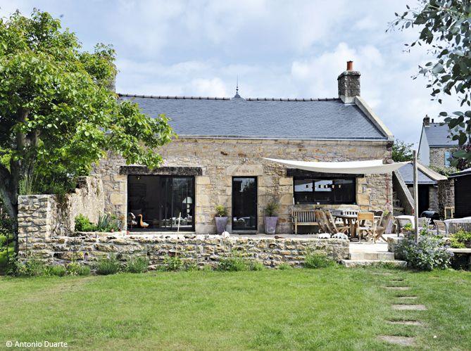 D couvrez les 50 plus belles maisons de vacances en france toskana casas r sticas casas de - Les belles maisons de france ...