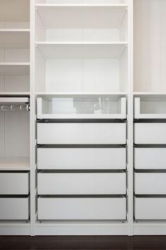 Closet Reveal + Ikea PAX Tips