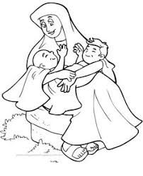 Image Result For Isaac Rebekah Coloring Page Sunday School