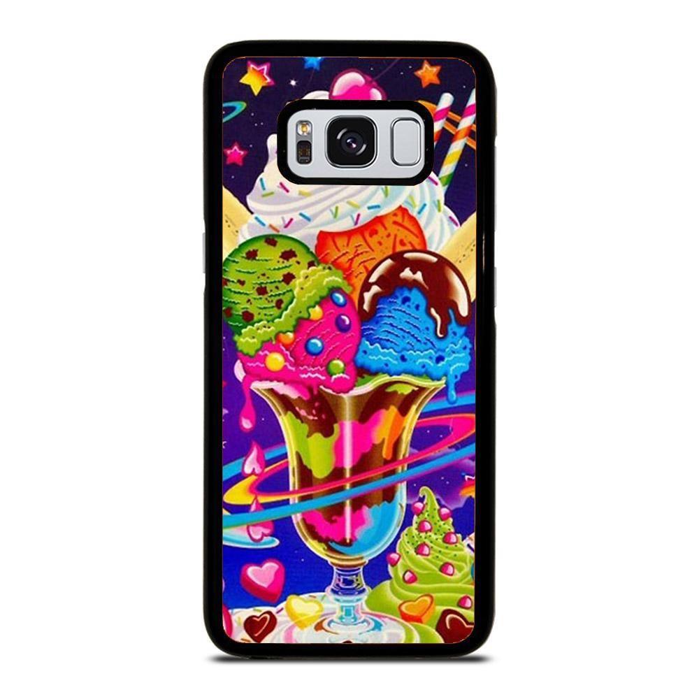 LISA FRANK ICE CREAM Samsung Galaxy S8 case   Samsung ...