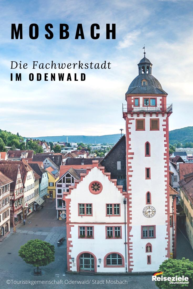 Mosbach Im Odenwald In 2020 Reisen Reiseziele Odenwald