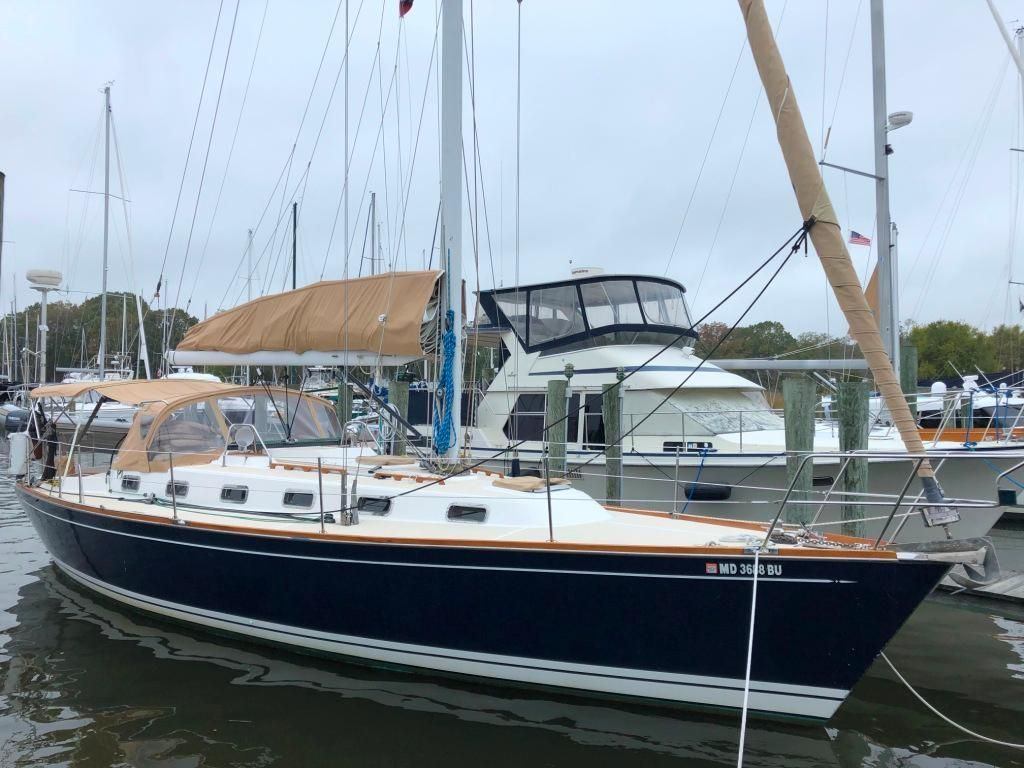 1998 Tartan 4100 Cruiser for sale YachtWorld in 2020