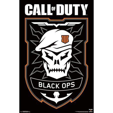 Call of Duty: Black Ops 4 - Logo Poster Clip Bundle