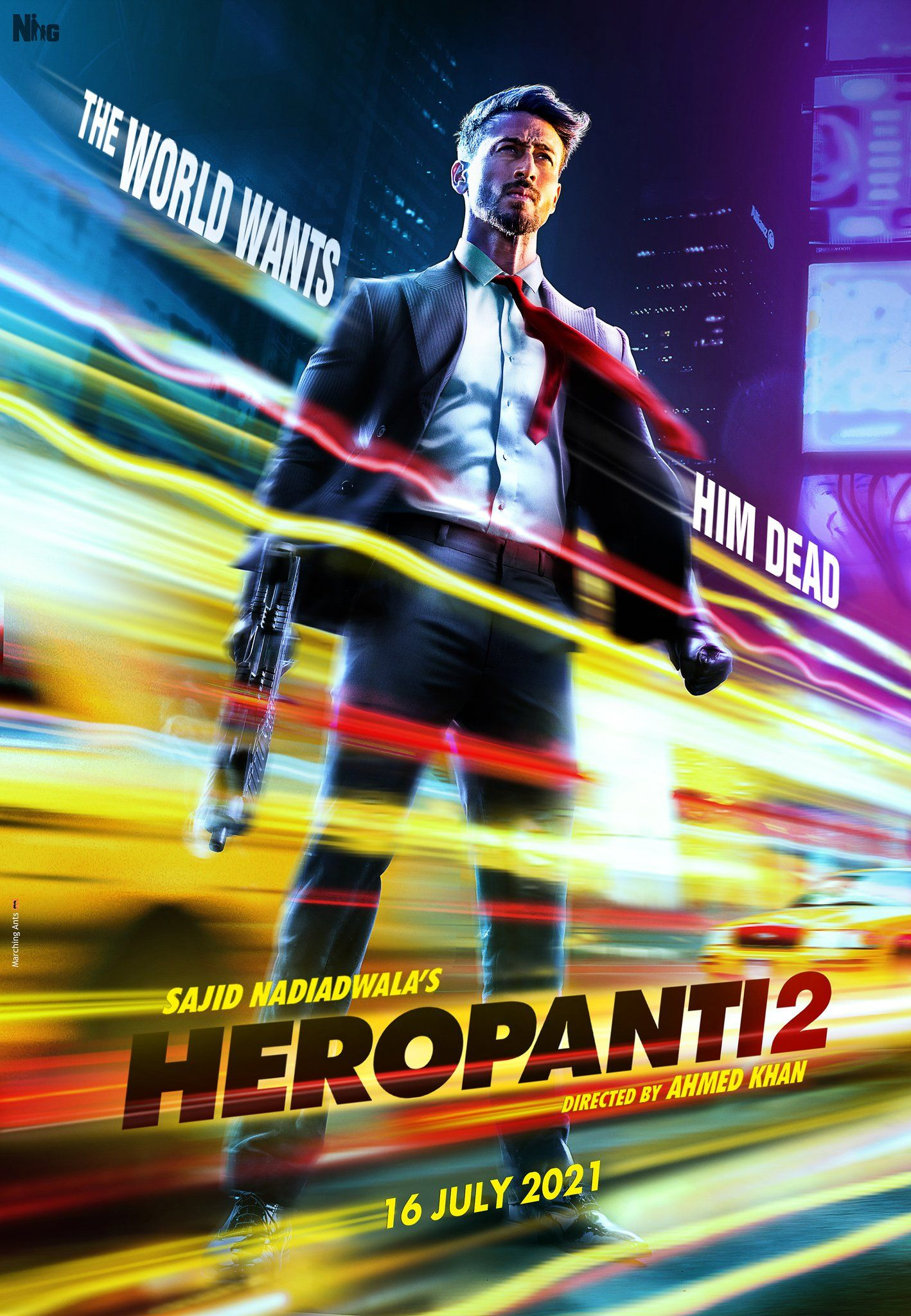 Heropanti 2 (2021Movie) Bollywood Hindi Film