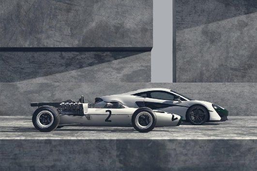 McLaren First F The MB Monaco GP And The Current S - Current sports cars