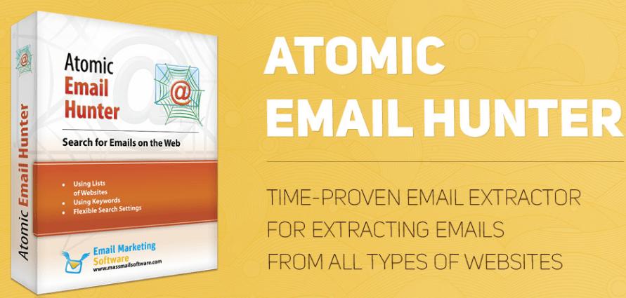 atomic email hunter serial number crack driver