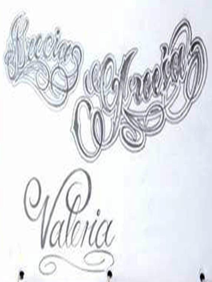 diseño de lettering