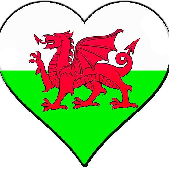I Love Wales by David Knowles (Owl Occasions) | Love