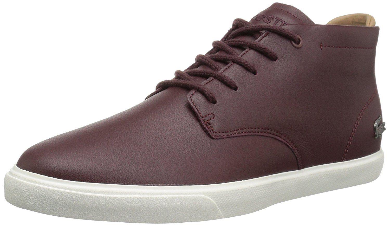 789475c3f Lacoste Men s Espere Chukka 317 1 Sneaker
