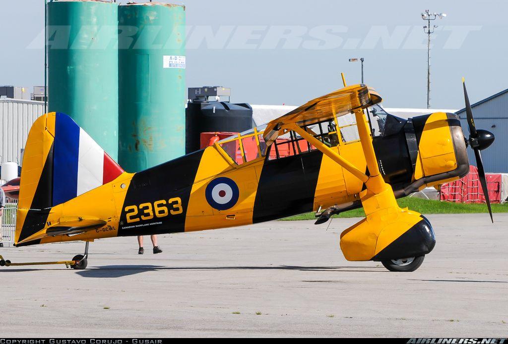 Canadian Warplane Heritage Westland Lysander Mk3A CGCWL
