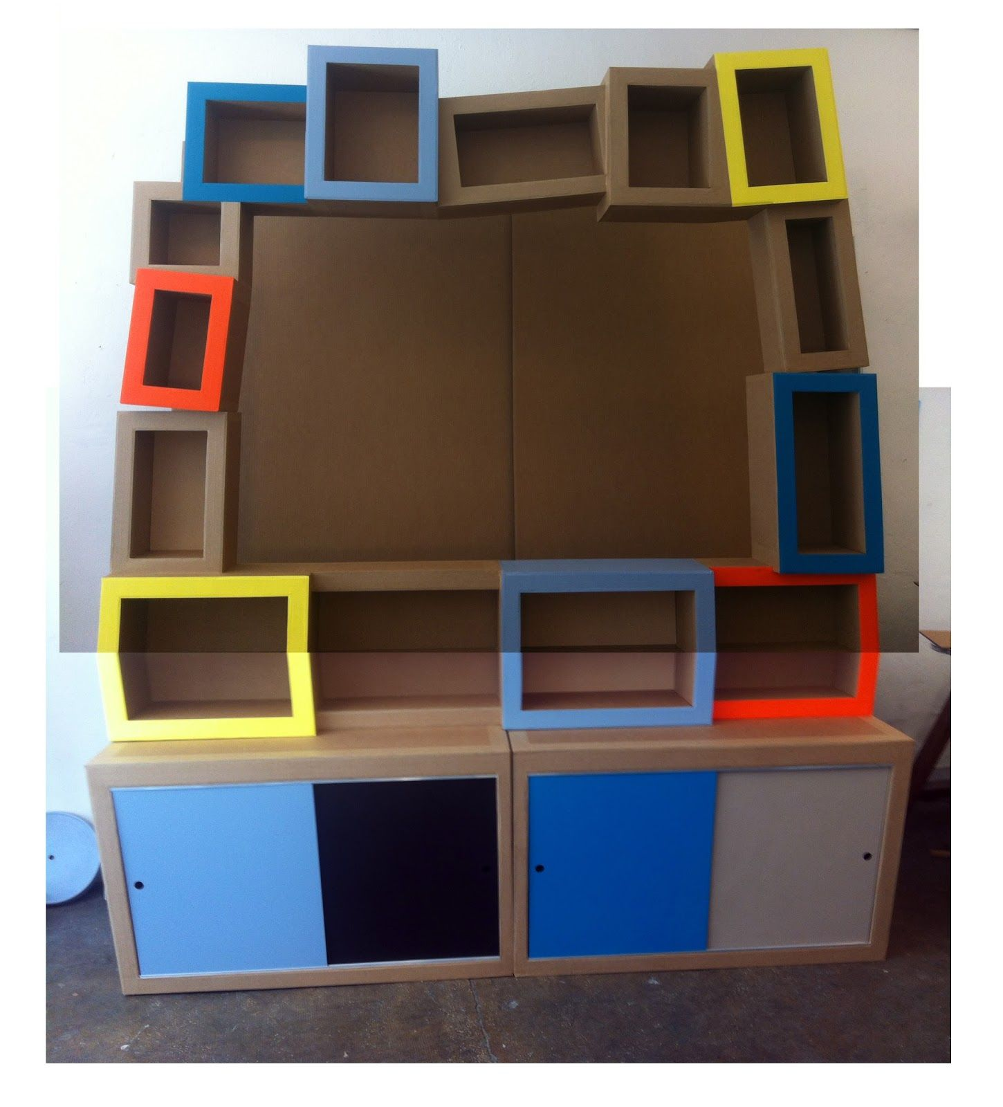 Meuble Original Design Quotblog Sur Les Meuble En Carton Design Mobilier Original