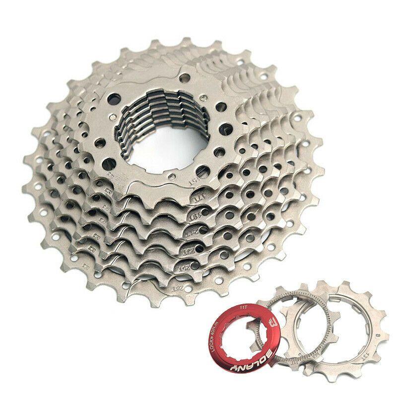 Road Mountain Bicycle Freewheel MTB 9 speed cassette Flywheel MTB 11-28T 9S