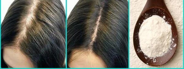 Natron Stoppt Haarausfall Und Fordert Das Haarwachstum In