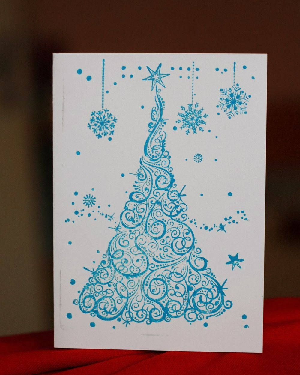 Christmas card No 11 | Christmas Cards | Pinterest | Cards, Xmas and ...