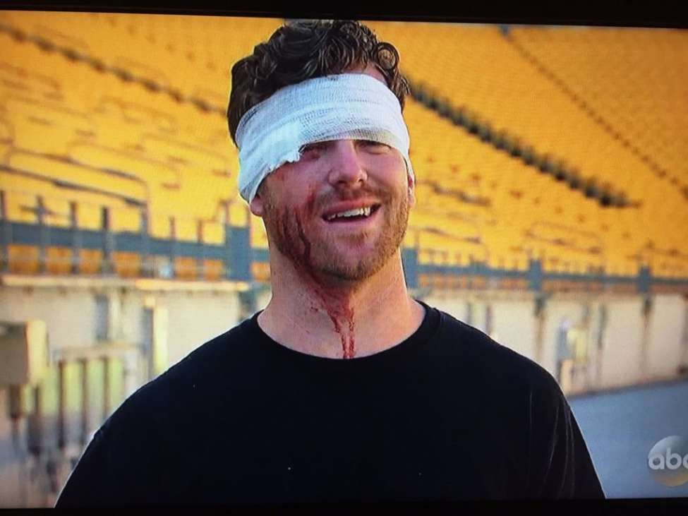 James Taylor From The Bachelorette Defends His Criticism Of NFL - visitor sign in sheet template