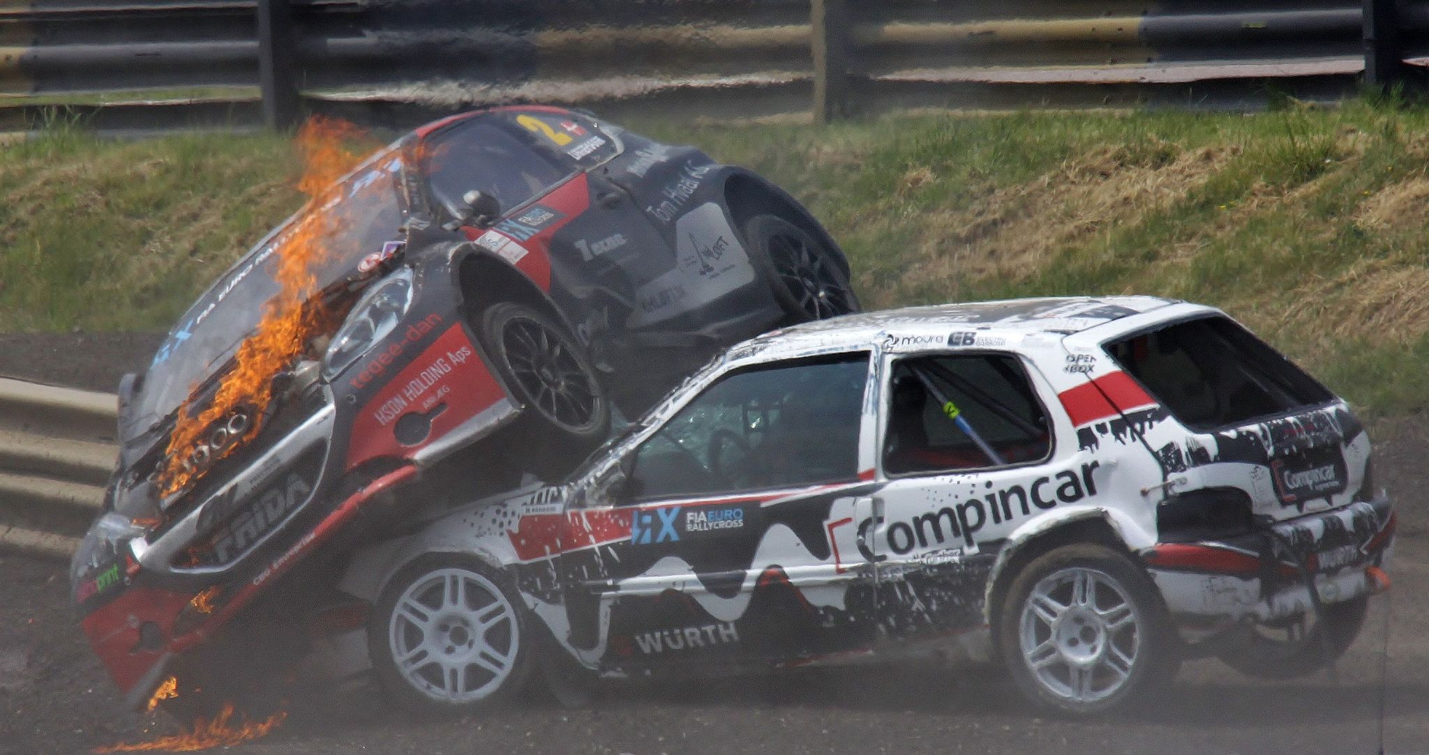 FIA WORLD RALLYCROSS RX - LYDDEN HILL CIRCUIT | Circuits and Cars