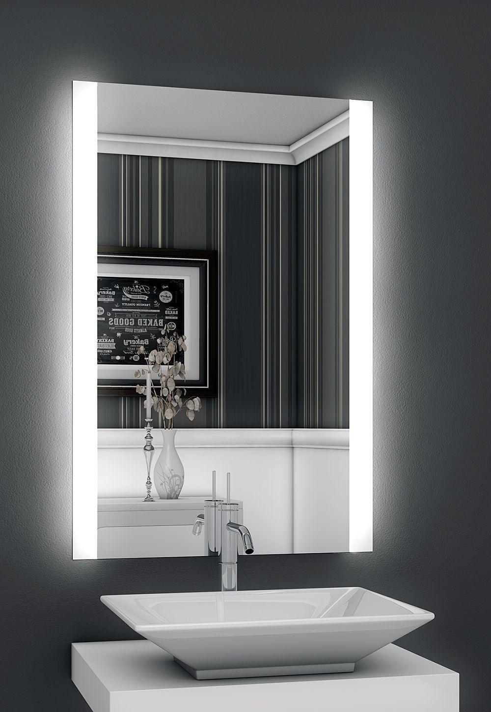 Bricode Süd® LED Badspiegel Persis B Badezimmer ...