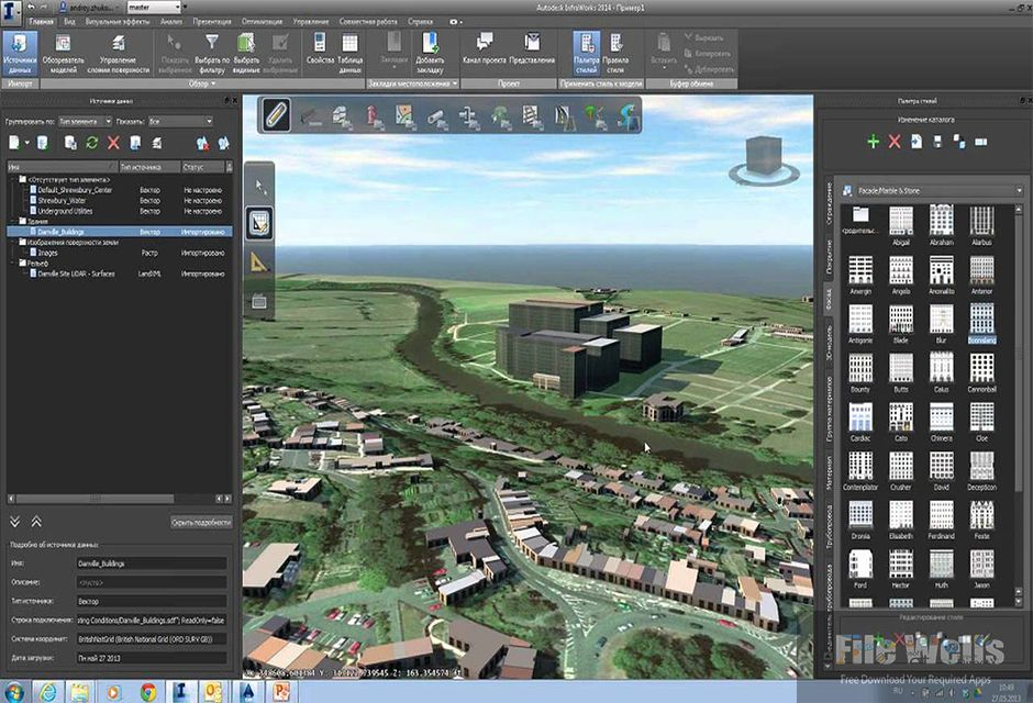 Autodesk autocad map 3d 2015