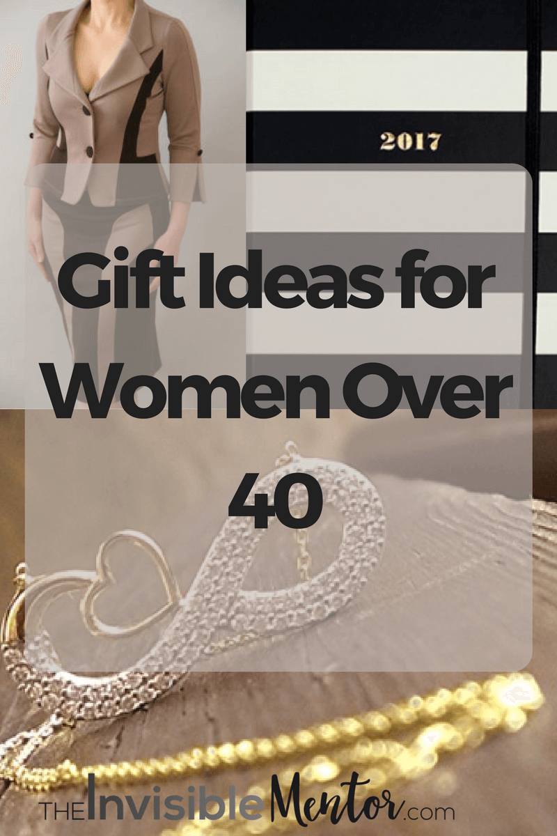 Gift Ideas for Women Over 40 - Gift Ideas for Birthdays and Mother\'s ...