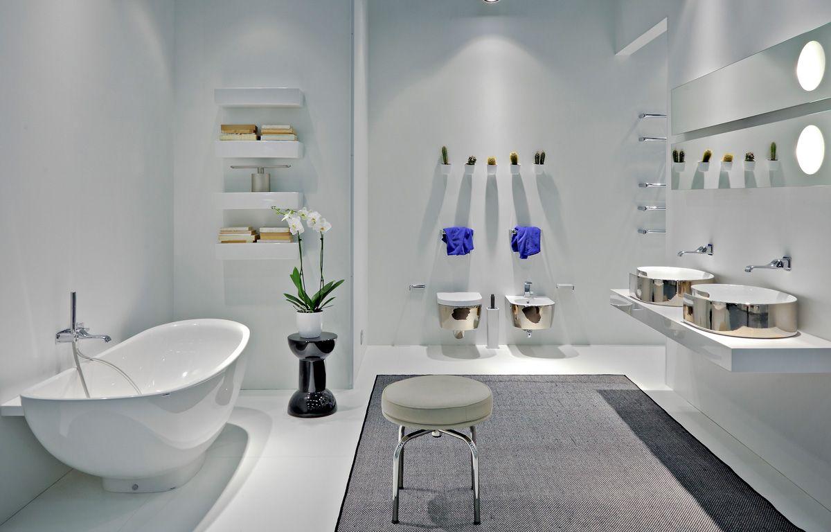 Flaminia Ceramica Italienische Badkeramik Waschbecken Design Bad