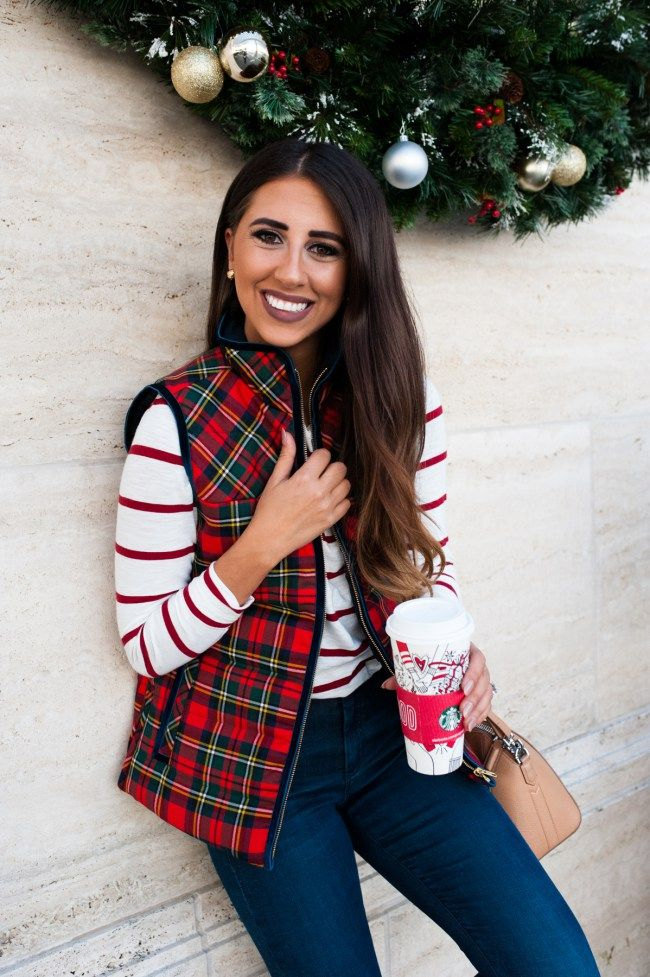 Plaid and Stripes | Dress Up Buttercup | Fashion B