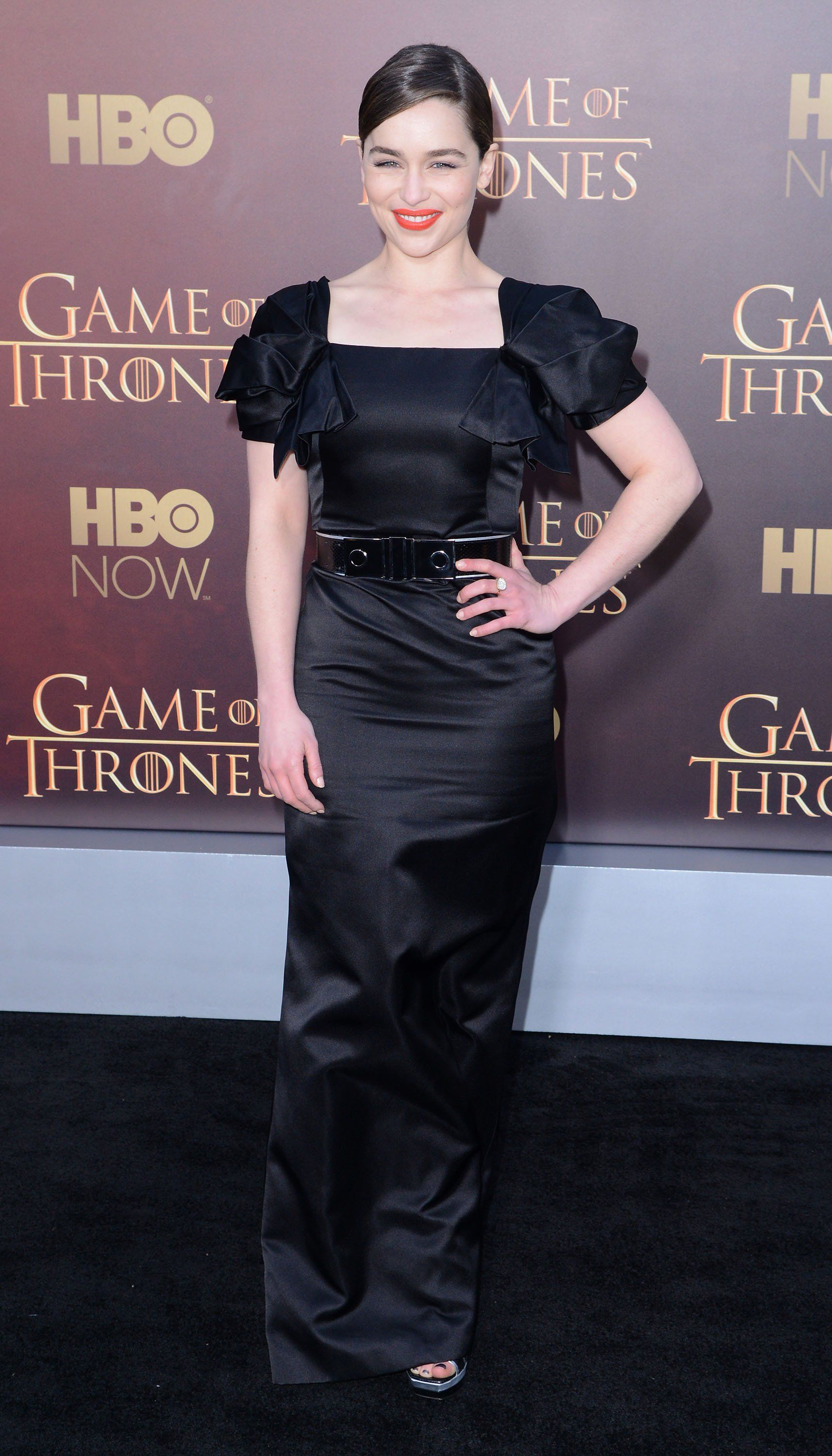 The Game of Thrones Cast Was Hardly Recognizable at Last Night's Premiere