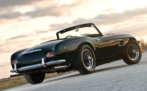 Bmw 1959 507 Roadster Bmw 507 Bmw Bmw Convertible