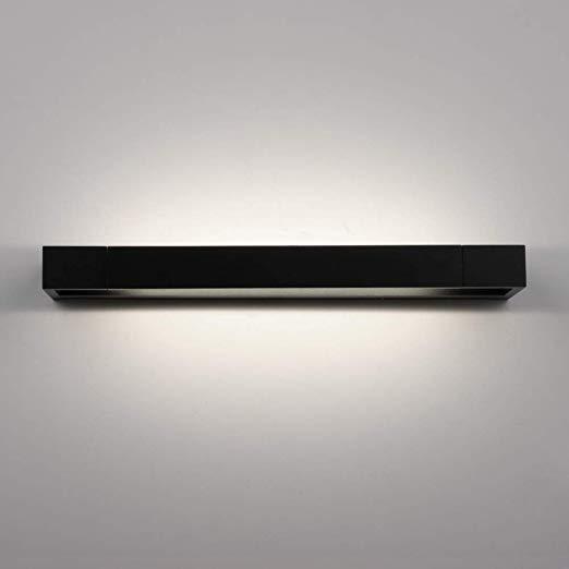 Ralbay 17 7inch Black Led Bathroom Vanity Light Fixtures Rotable