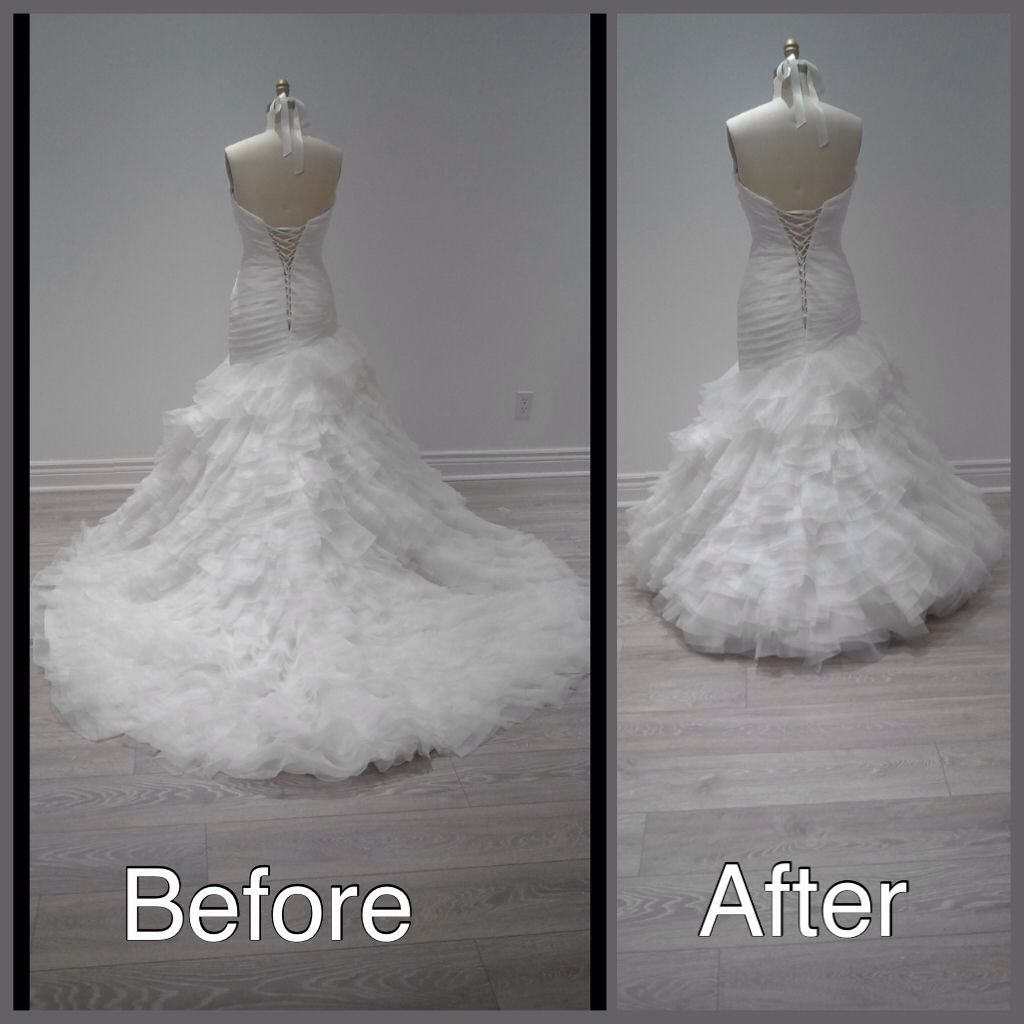 A bubble bustle for dancing time wedding dress pinterest