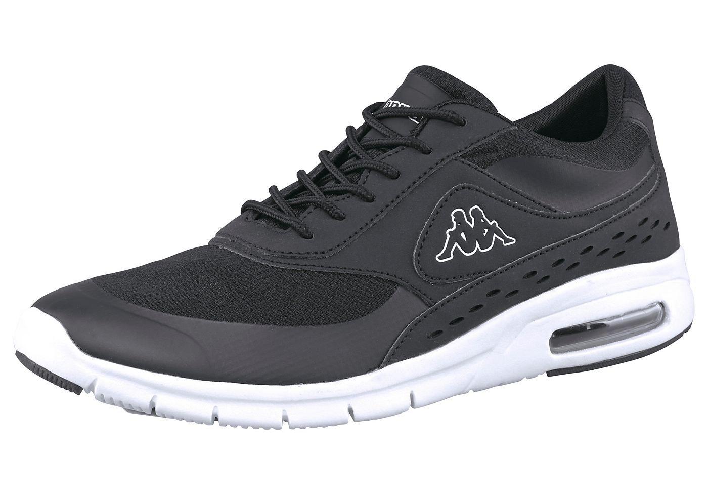 Produkttyp , Sneaker, |Schuhhöhe , Niedrig (low), |Farbe , Schwarz, |Herstellerfarbbezeichnung , BLACK/WHITE, |Obermaterial , Materialmix aus Synthetik und Textil, |Verschlussart , Schnürung, |Laufsohle , Gummi, | ...