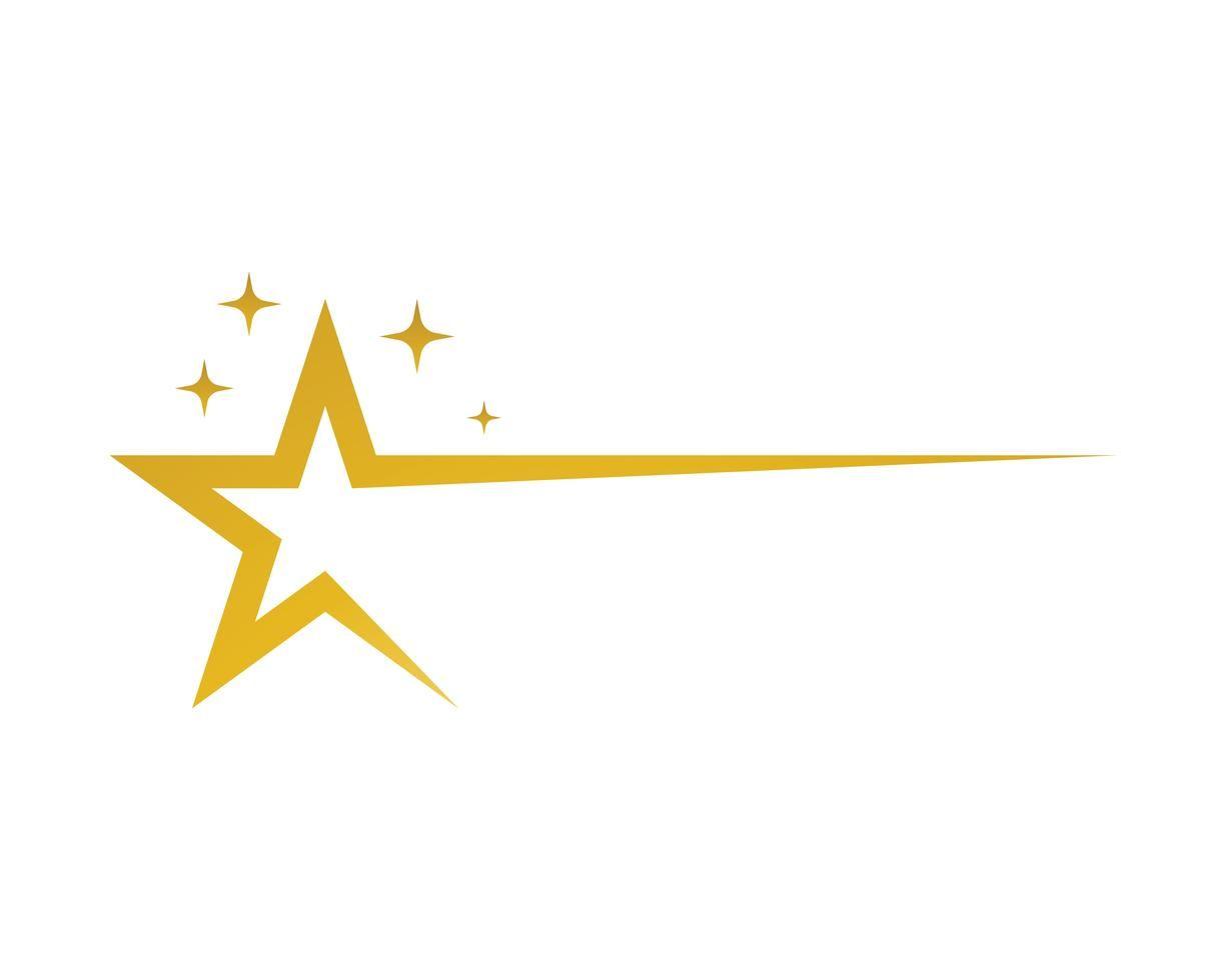 Star Logo Vector And Template Icon Star Logo Design Logo Design Inspiration Creative Star Logo