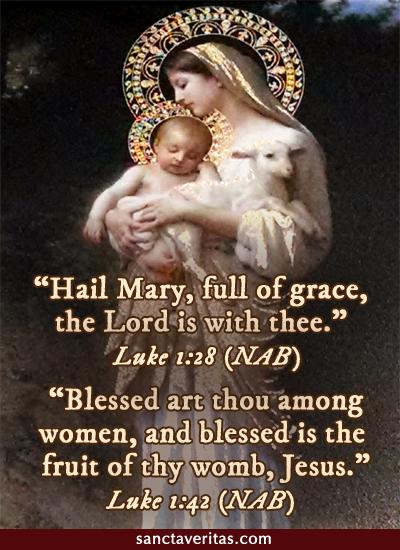 Holy Mary, Mother of God, pray for us! Catholic prayers