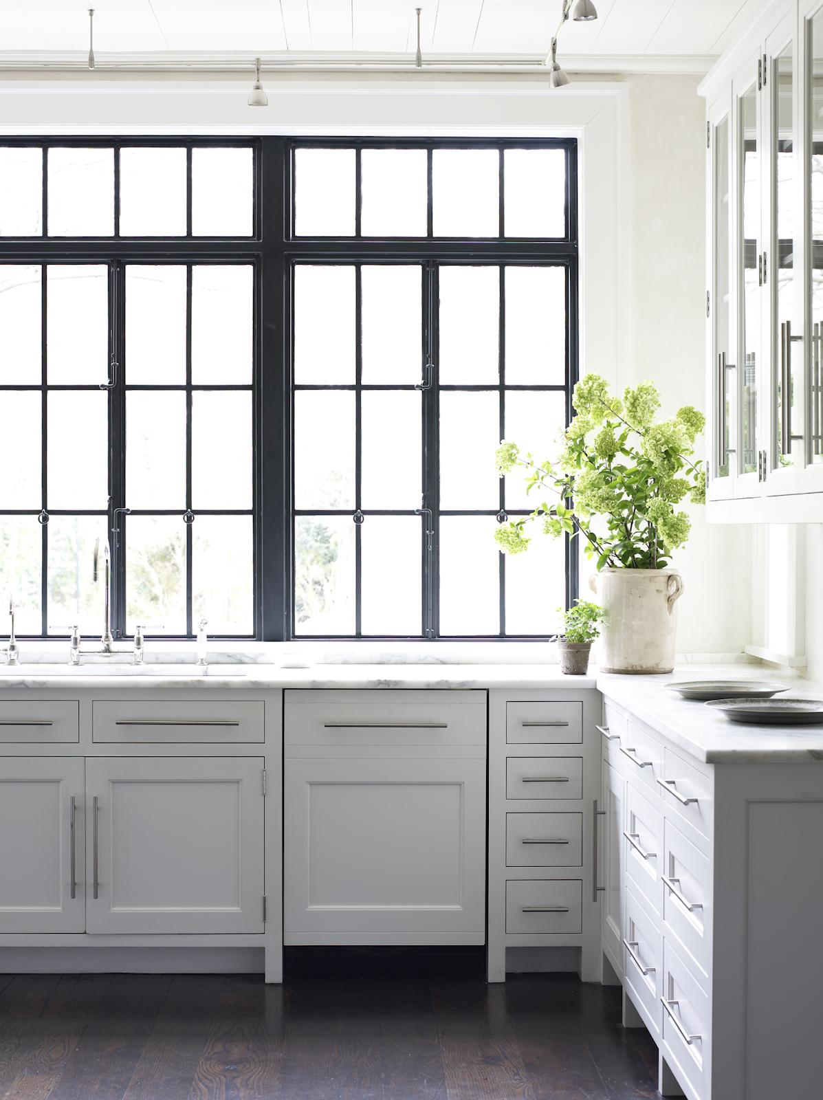 Rambling Renovators How To Make A Decorative Black Window Frame Insert Black Window Frames Black Windows Black Vinyl Windows