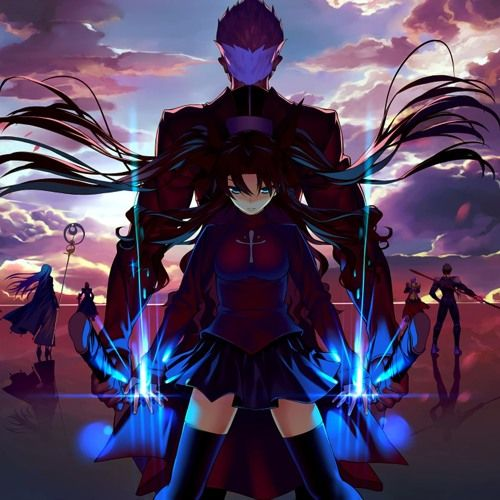 Fate Stay Night OST - Ocean Of Memories