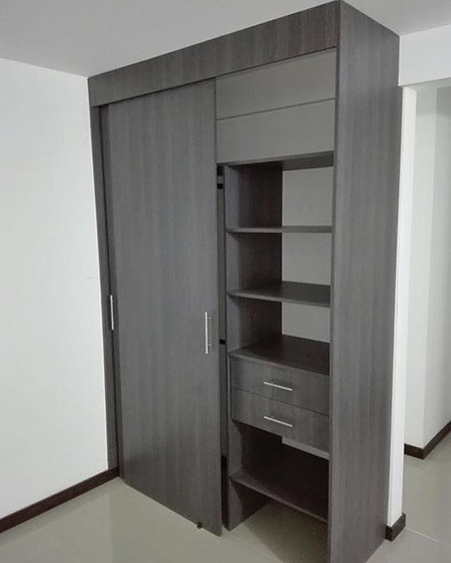 Clóset Closet De Madera Modernos Closet De Madera Y