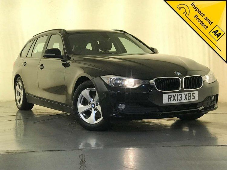 Bmw 3 Series 2 0 320d Efficientdynamics Touring S S 5dr Used