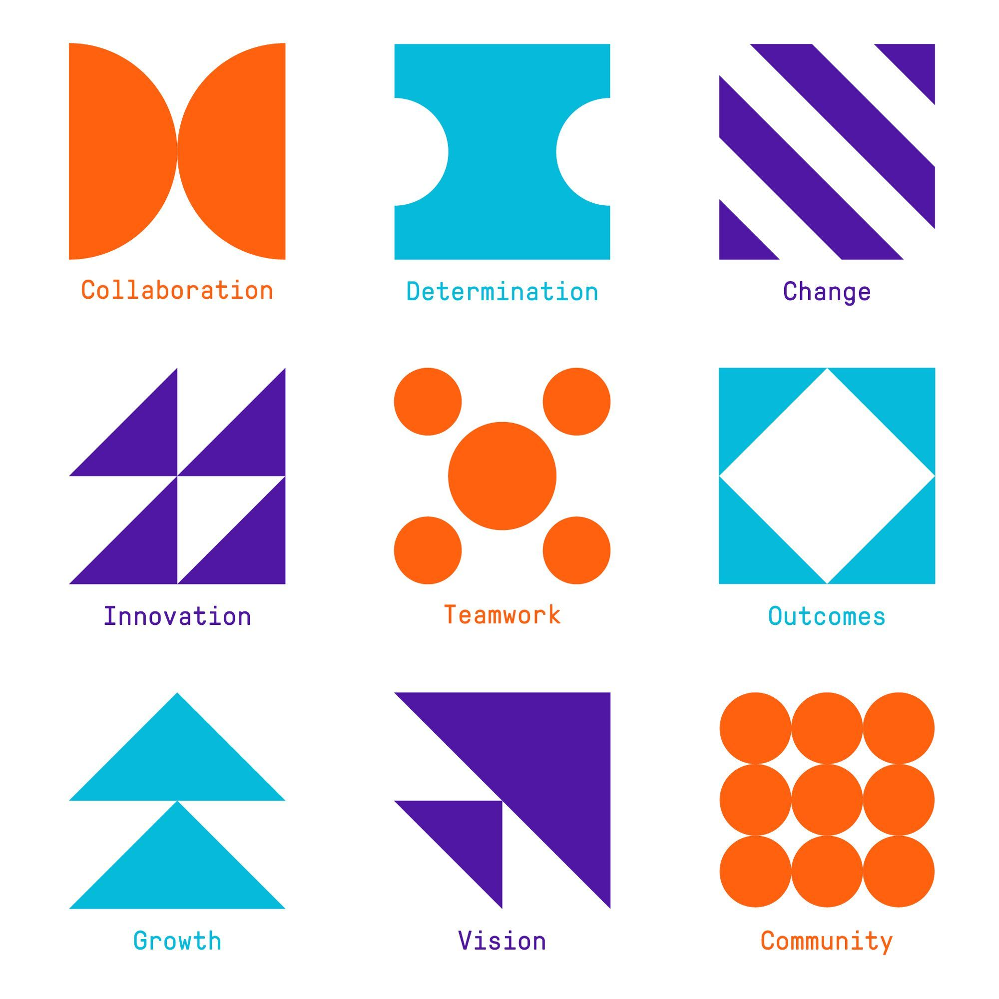 Etervisual on in 2020 (With images) Geometric graphic