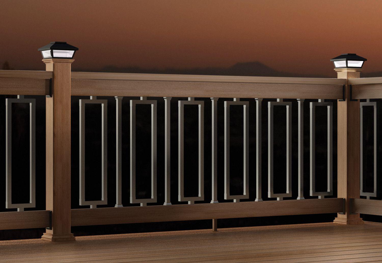 Best Deck Spindles … Aluminum Railing Deck Metal Deck 400 x 300